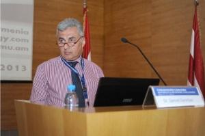 S.H.Danielyan speech in Beirut