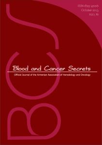 Blood and Cancer Secrets October