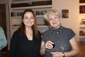 Dr. Raya Saab and Dr. Narine Movsesyan