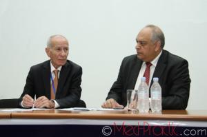 Prof. Hayrapet Galstyan and Dr. Sergey Khachatryan
