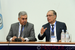 Prof. Mikayel Narimanyan and Dr. Samvel Danielyan