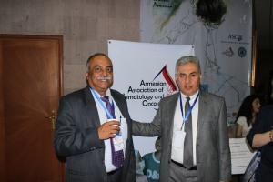 Dr. Danielyan and Dr. Pendharkar