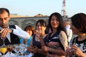 ASCO MCMC Armenia gala dinner 4