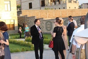 ASCO MCMC Armenia gala dinner 2