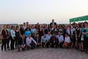 ASCO MCMC Armenia gala dinner