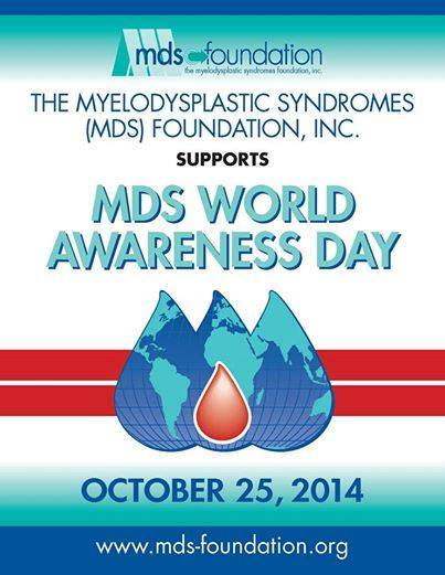 MDS World Awareness Day