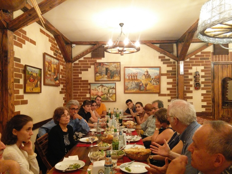 MDS dinner talk - Armenia 1