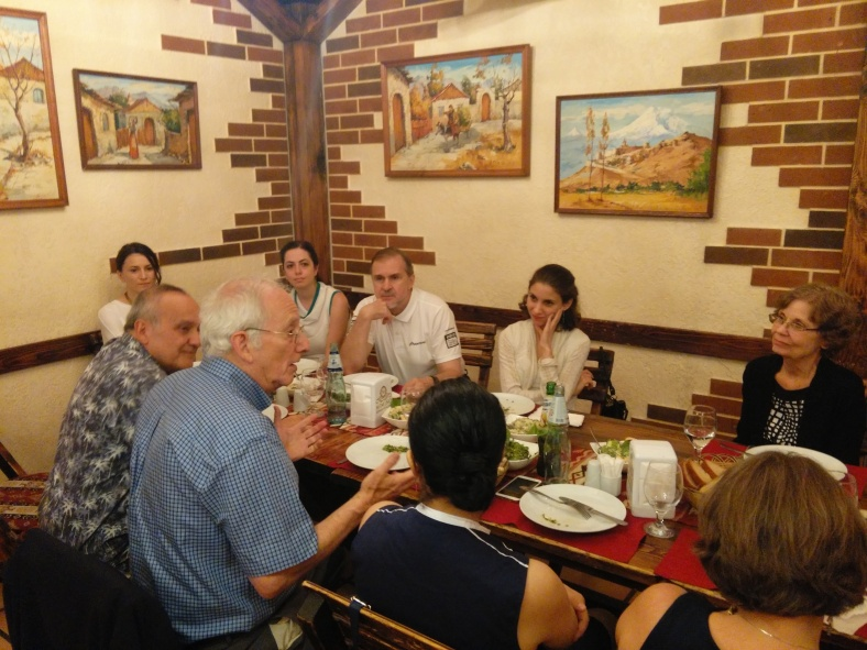 MDS Dinner talk Armenia 2