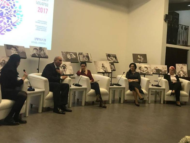 Cancer Survivorship panel in Yerevan